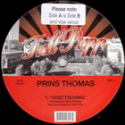 Record cover Thomas Prins: Göttsching