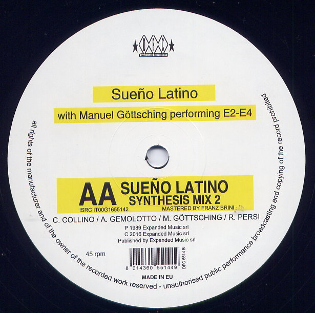 Picture of Sueno Latino vinyl